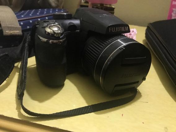 Fujifilm Finepix S4000 + Carregador E Cartão De Brinde!!