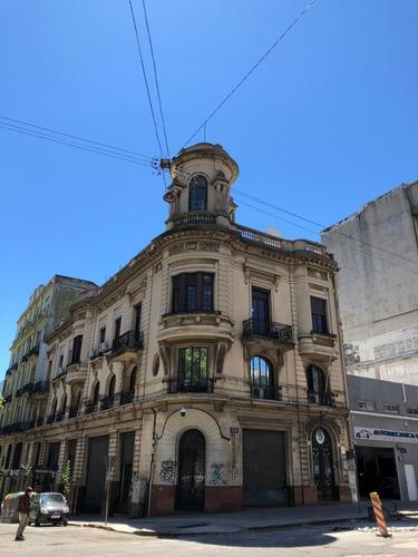 Imagen 1 de 5 de Edificio En Venta Patrimonio Histórico Con Renta
