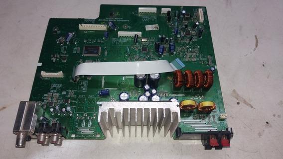 Placa Amplificadora Som Lg Modelo Mcd605 Com Defeito Na Said