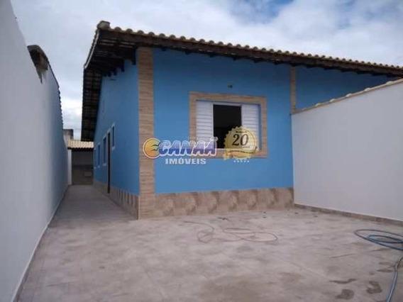 Casa À Venda Em Mongaguá Financie Caixa Mcmv Ref 7627 E