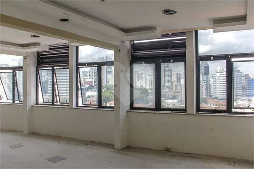 Sala Comercial Com 265 Metros Para Locação Em Pinheiros. - 226-im471802