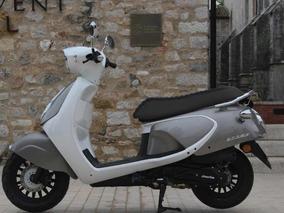 Aroma Besbi Daelim 125cc Scooter Motoneta Elite