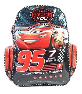 Mochila Espalda 7 Time Champ Cars 17 Plg Wabro - Minijuegos