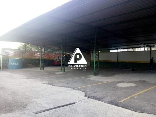 Garagem À Venda, Santa Cruz - Rio De Janeiro/rj - 25762