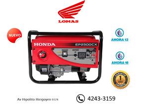 Grupo Electrogeno Ep2500cx Nuevo Hondalomas Oficial.