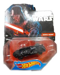 Autos Star Wars Hotwheels Darth Vader Kylo Ren