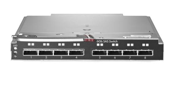 Switch Hpe 6gb Sas Single Plack Bladesystem Bk763a