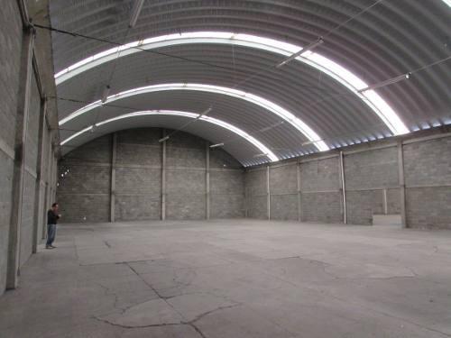 Bodega Industrial De 5000 M2 En Renta En Santa Ana Poniente.