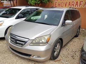 Honda Odyssey Preciosa