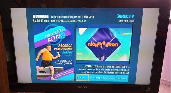 Directv Kit Decodificador Y Antena Prepago Hd (venezuela)