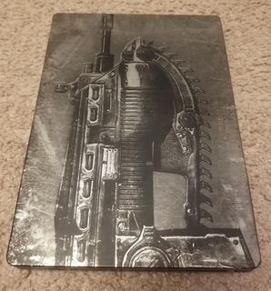 Gears Of War 2 -juego -xbox 360