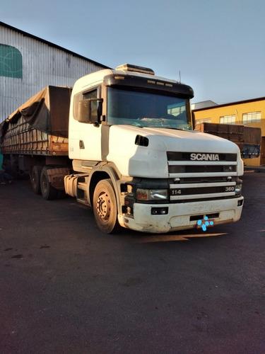 Scania T 114 Ga 4x2 Nz 1998/1998