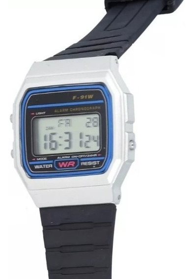Reloj Digital Vintage Colores Unisex