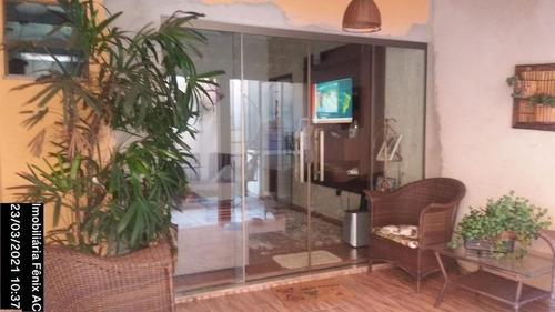 Imagem 1 de 14 de Casa A Venda Jd Brilhante Ourinhos/sp Imobiliária Fênix Ac