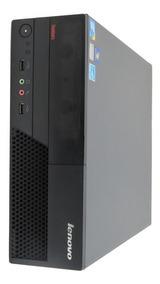 Cpu Lenovo Ddr3 4gb Hd160 Com Wifi Win.7