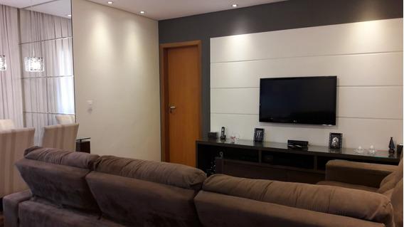 Apartamento 91m - 3 Dormits - Residencial Palazzo Di Trevi