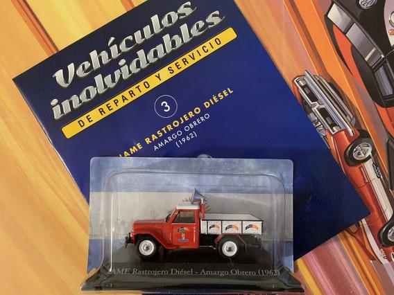 Iame Rastrojero Pick Up Miniatura Escala 1/43 No F100