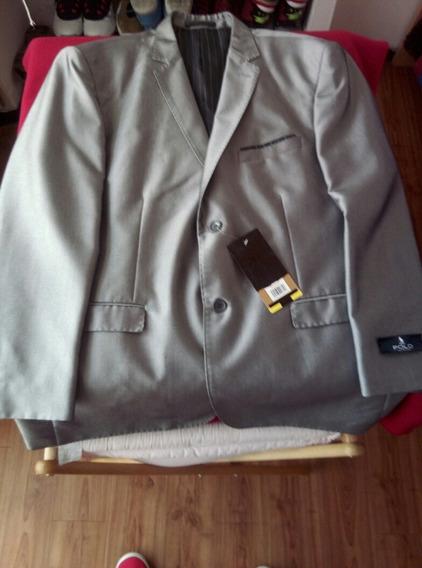 Saco/blazer De Caballero Hpc-polo Collection Talla 48