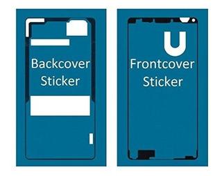 Mmobiel Para Sony Xperia Z1 Front Mas Back Full Set Adhesivo