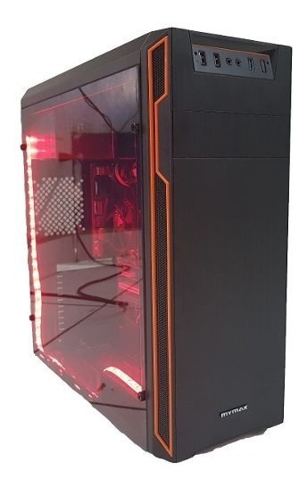 Cpu Gamer /core I5/ 16gb/ 1tb/ Gtx1060 6gb/ Wifi/ Led Gab.