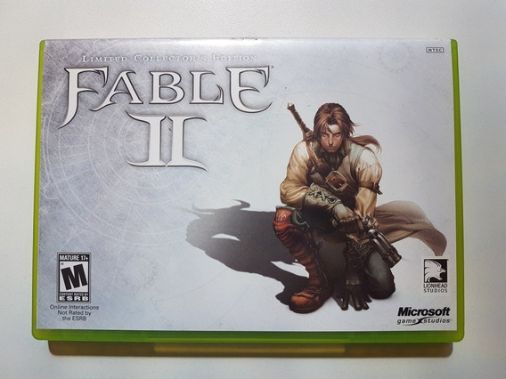 Fable 2 Limited Original Para Xbox 360