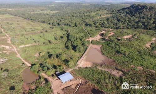 Fazenda Rural À Venda, Zona Rural, Rio Sono - . - Fa0003