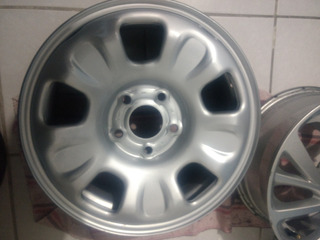 Rin 16 Renault Duster Acero Gris