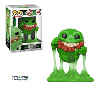 Slimer With Hot Dogs Ghostbusters Funko Pop Cazafantasmas