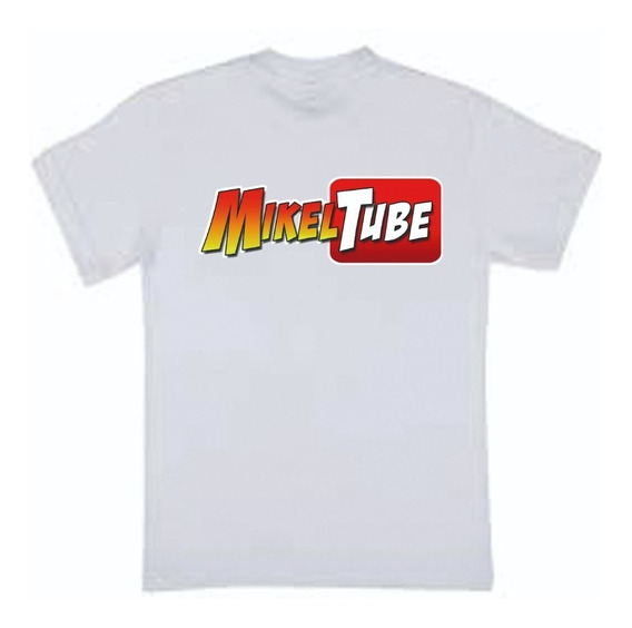 Remera Mikel Tube - Leo Tube - Youtubers