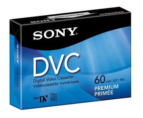 Cassette Mini Dv Digital Sony Dvc 60