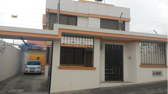 Se Vende Casa De 2 Planta 5 Cuadras Del Aeropuerto Cotopaxi