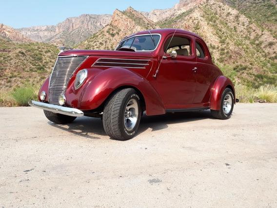 Ford Coupe 1937 Exelente Estado