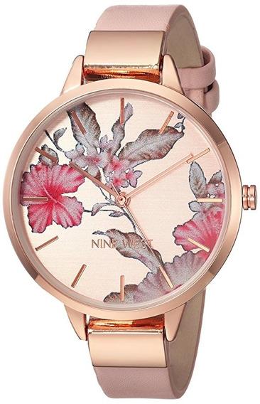 Nine West | Reloj Mujer | Nw/2044rgpk | Original