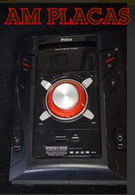 Painel Frontal Som Philco Ph650