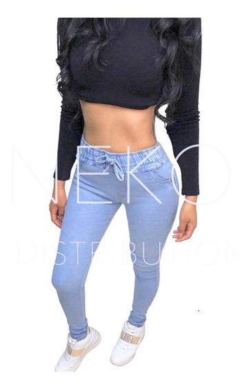 Jeans Jogger Para Dama