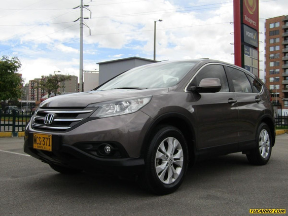 Honda Cr-v Exl 4x4 At 2.4
