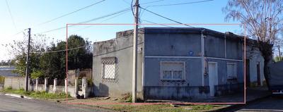 Vendo, Por Separado, 2 Casas Y 1 Terreno En San José De Mayo