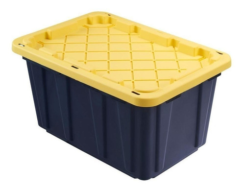 Contenedor Plastico Resistente Capacidad 102.2 Litros Oferta