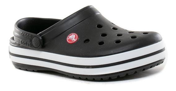 Crocs Originales Crocband Niño Negro Originales
