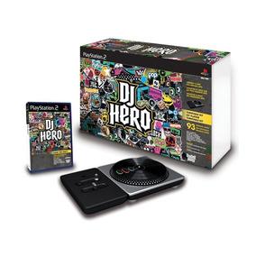 Jogo Dj Hero (bundle) - Ps2