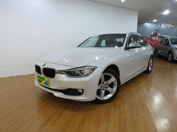 Bmw 320i 2.0 16v Turbo Active Flex Aut Completa 58.800 Kms