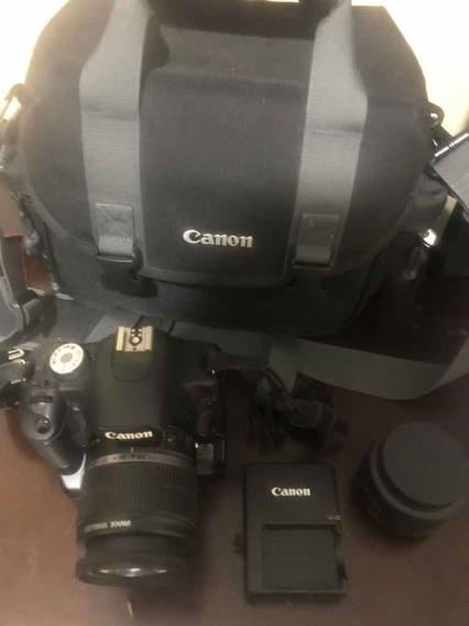 Câmera Cânon T1i