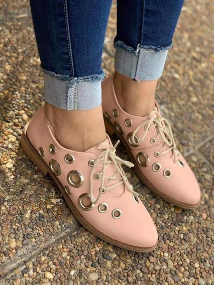 Zapatos Chatitas Arandelas Art 211 Moda Primavera Verano 2020 Chic