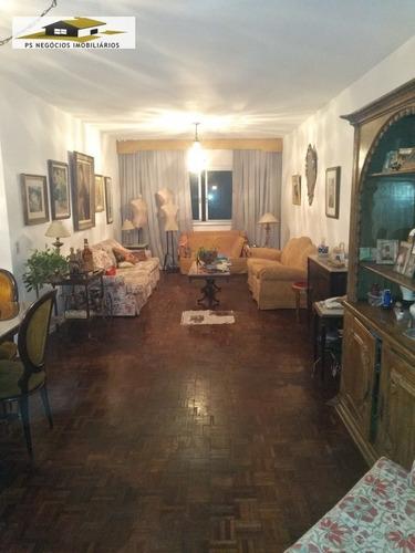 Imagem 1 de 11 de Apartamento A Venda No Bairro Jardim Paulista Em São Paulo - Aps598-1