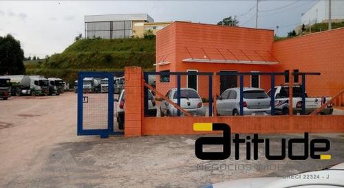 Imagem 1 de 15 de Galpão 4.000 M2 No Jardim Belval Barueri - 3287