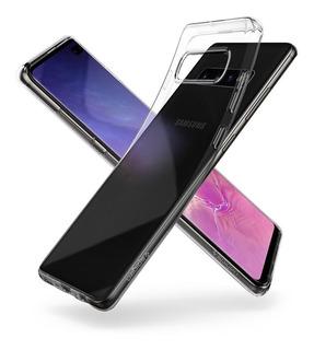 Funda Spigen Samsung S10 Plus Liquid Cristal