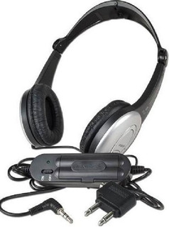 Auricular Stereo Maxell Mod Nc111 Cancelacion De Ruido X 5 U
