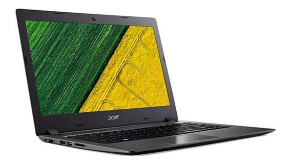 Notebook Acer A314-21-91v1 A9 1.8ghz/8gb/ Ssd 128gb Win10 Pt