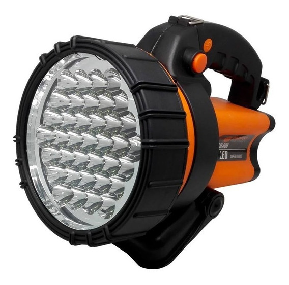 Lampara O Linterna Recargable Dasl400 37 Leds Daewoo 3.7v Y