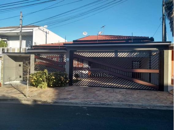Casa Com 3 Dormitórios À Venda, 220 M² Por R$ 750.000,00 - Jardim Esplanada - Indaiatuba/sp - Ca1316